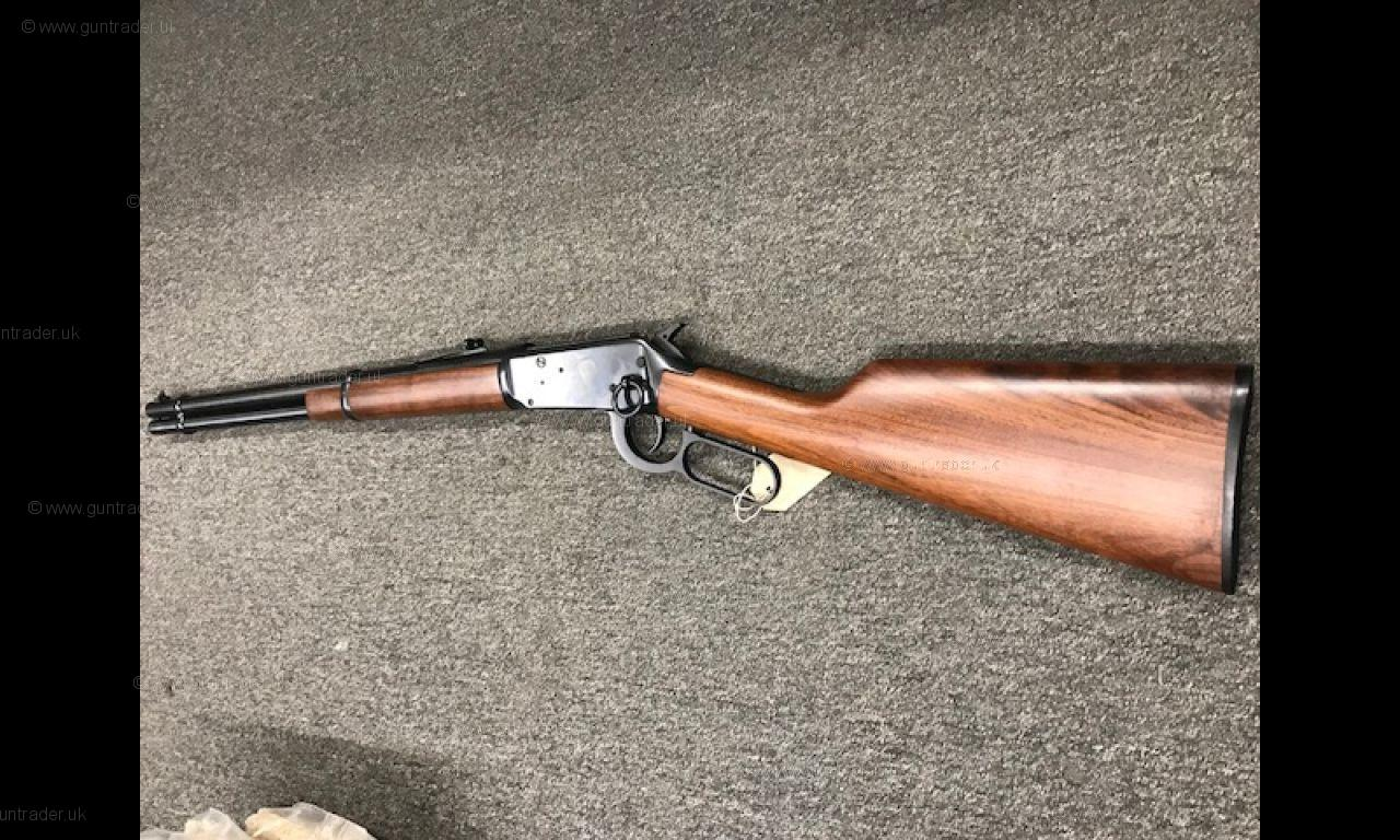 Winchester Lever Action 357 Magnum: Stainless Legacy Sports
