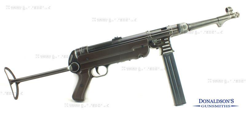 Umarex Legends MP40 Air Rifle