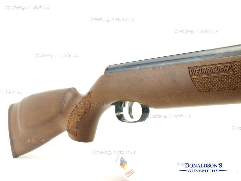Weihrauch HW 99 S Air Rifle