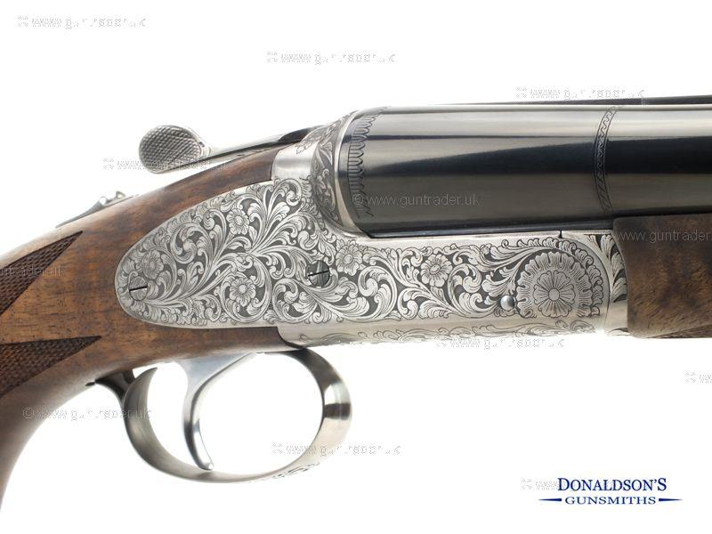 RFM Single trigger Side plate Shotgun