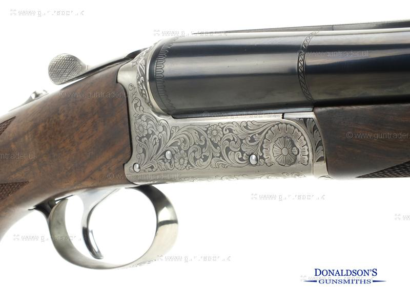 R.F.M. Single trigger Box Lock Shotgun
