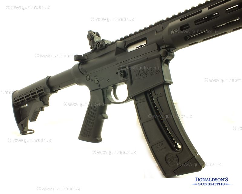 Smith & Wesson M&P 15-22 Sport II Rifle