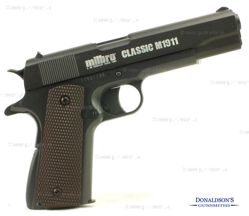 Milbro 1911 Classic Air Pistol