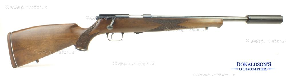 Weihrauch HW 60J Rifle