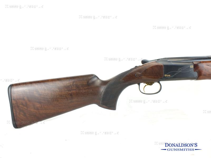 Browning B725 Sporter Black Edition Shotgun