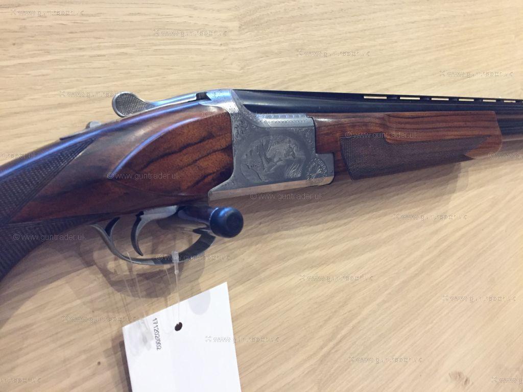 Browning High Back 3 Shot Semi Automatic 12 Bore Shotgun