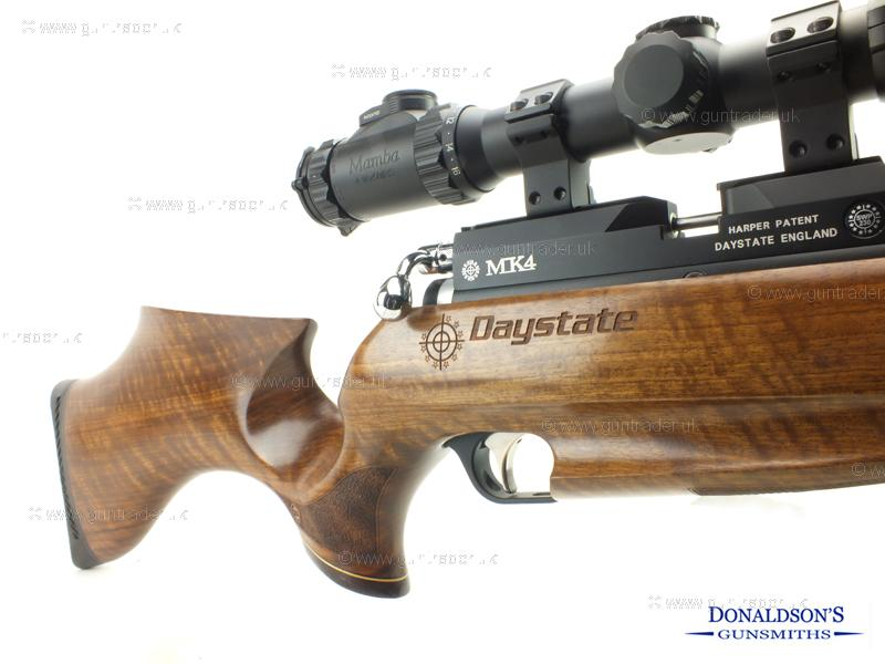 Daystate Mk4 Air Rifle