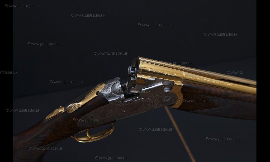 Beretta 12 gauge 687 Eell Diamond Pigeon Over and Under ...