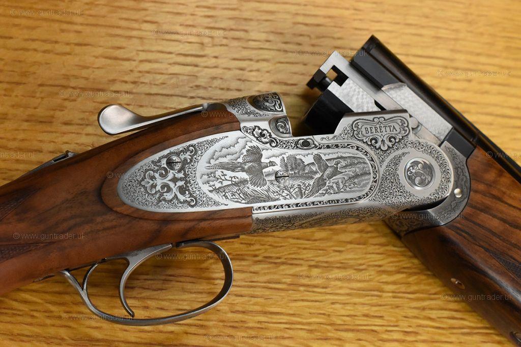 Beretta 12 gauge 687 EELL Diamond Pigeon ...