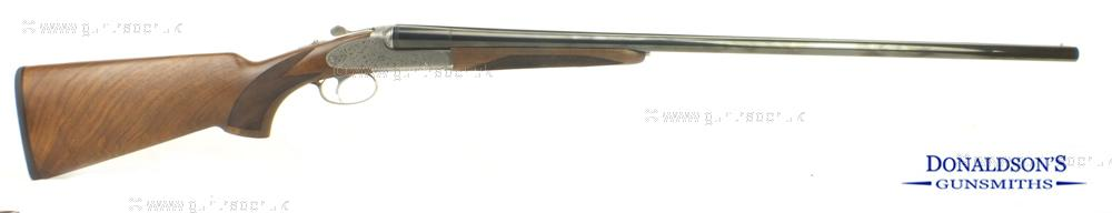 R.F.M. Single trigger Side plate Shotgun