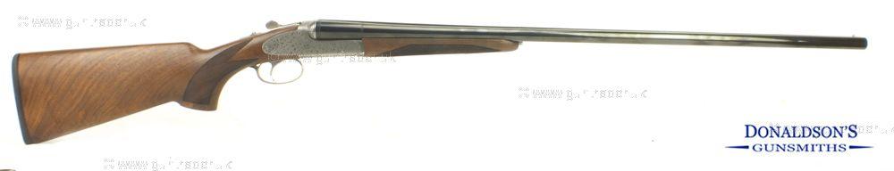 R.F.M. Single trigger Side plate Shotgun