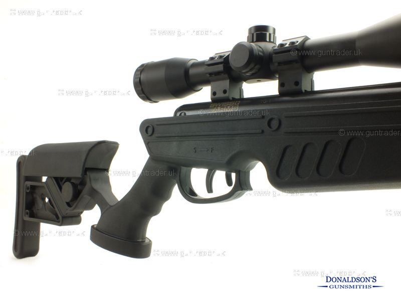 Swiss Arms TG-1 Air Rifle