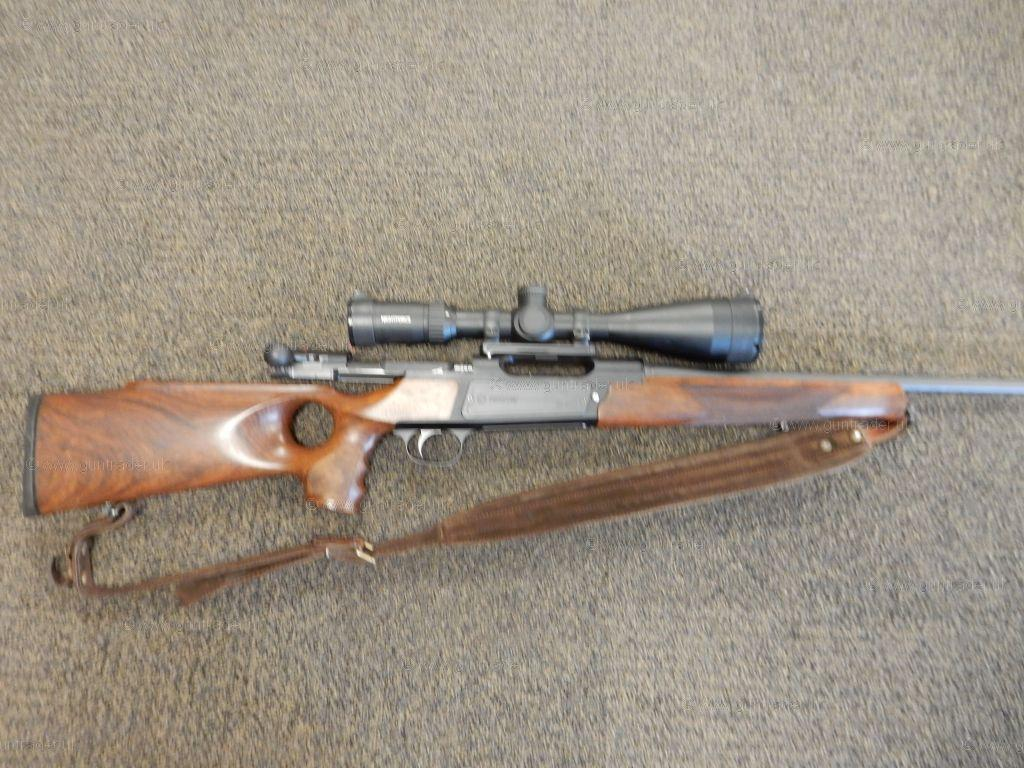 Strasser 223 Rs Solo Straight Pull Second Hand Rifle For