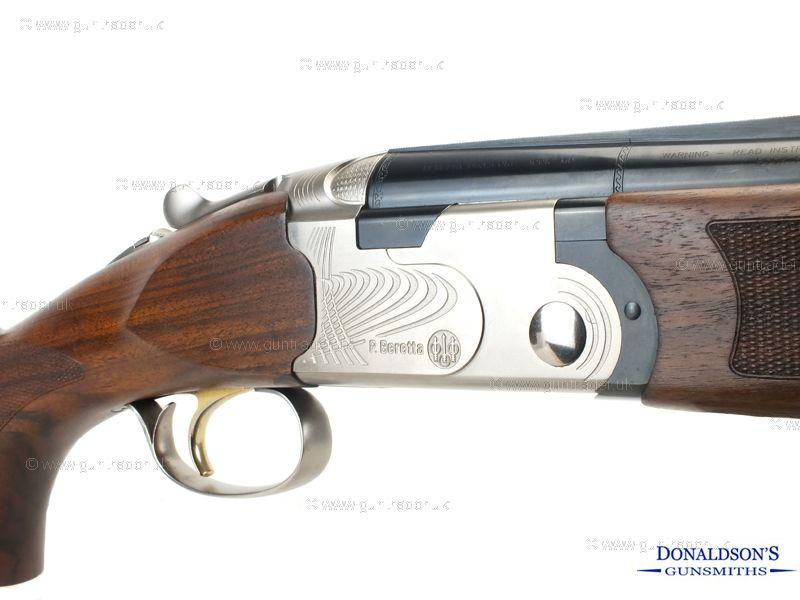 Beretta 686 E Shotgun