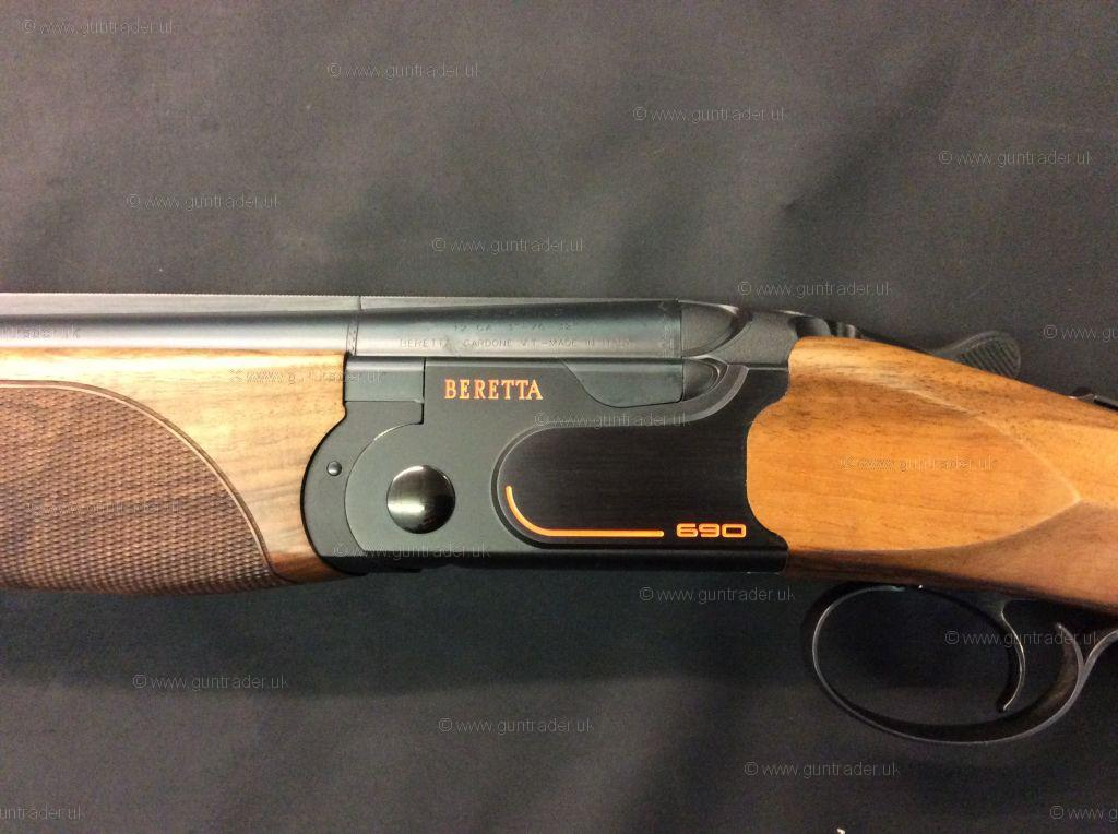 Beretta 12 gauge 690 Sporting Black