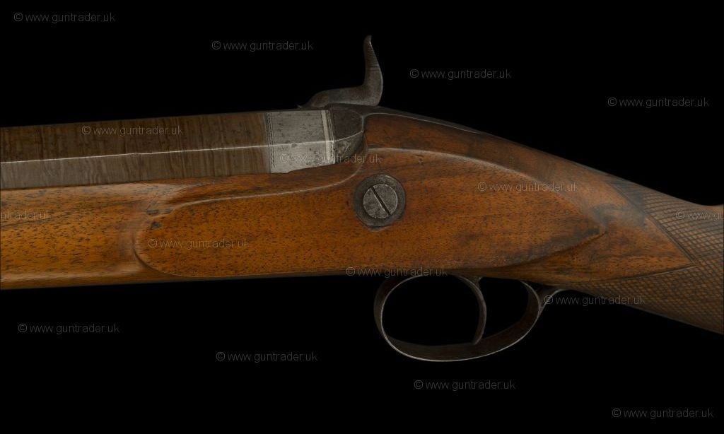 Westley Richards 06 gauge Muzzle Loader (Black Powder)