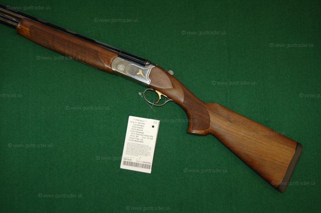 Set Dealer Daily Login >> Franchi 20 gauge Alcione Over and Under Second Hand Shotgun for sale. Buy for £595.