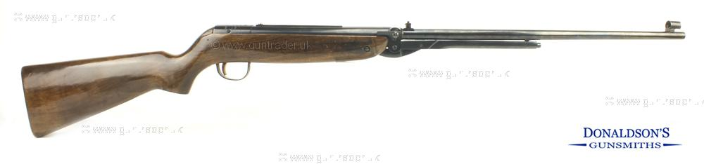 Webley & Scott Mk 3 Air Rifle