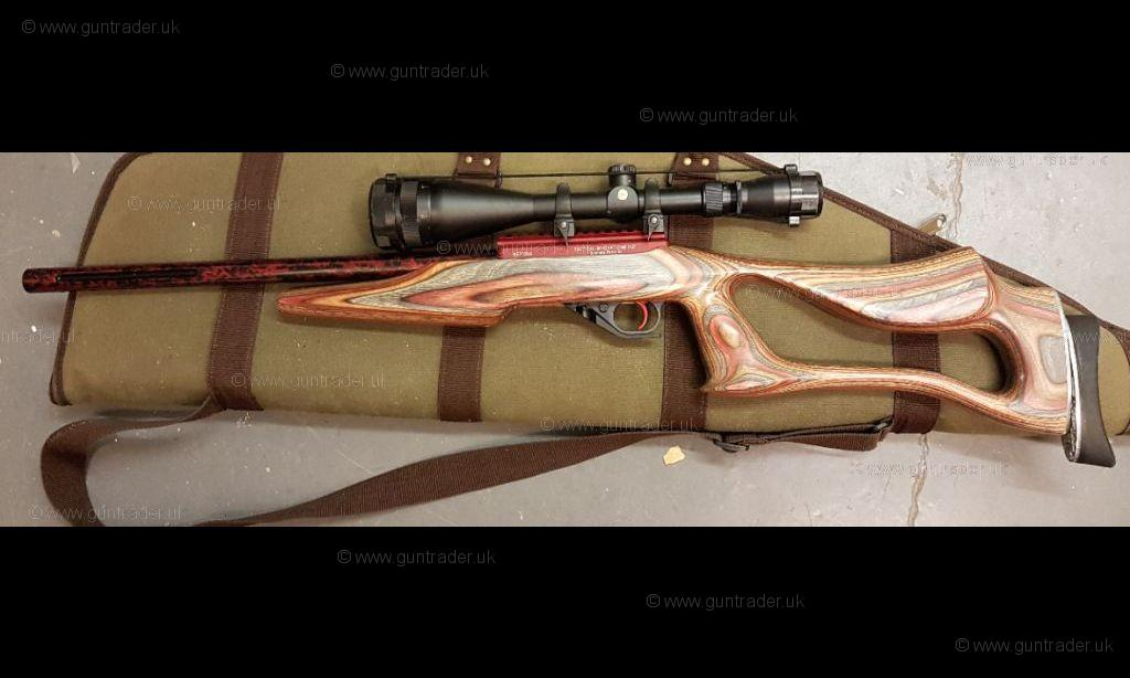 how to build a 22 rifle from scratch