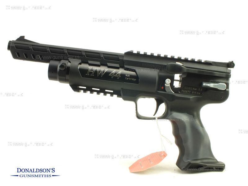 Weihrauch HW 44 Air Pistol