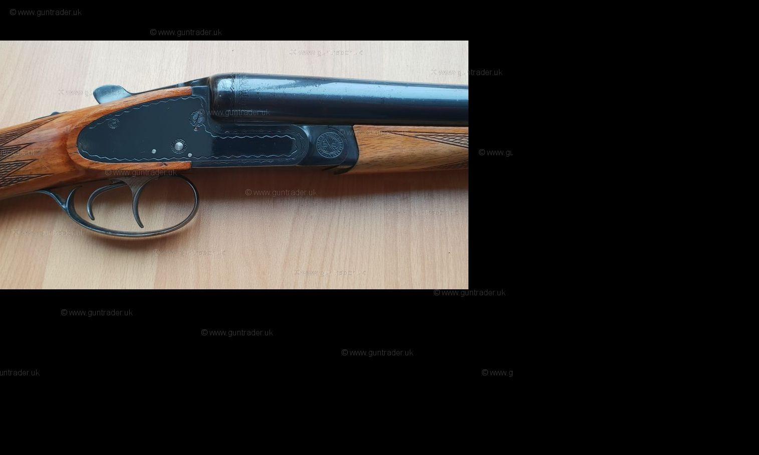 brno 12 gauge special poldi elektro side by side second hand shotgun for sale buy for 145. Black Bedroom Furniture Sets. Home Design Ideas