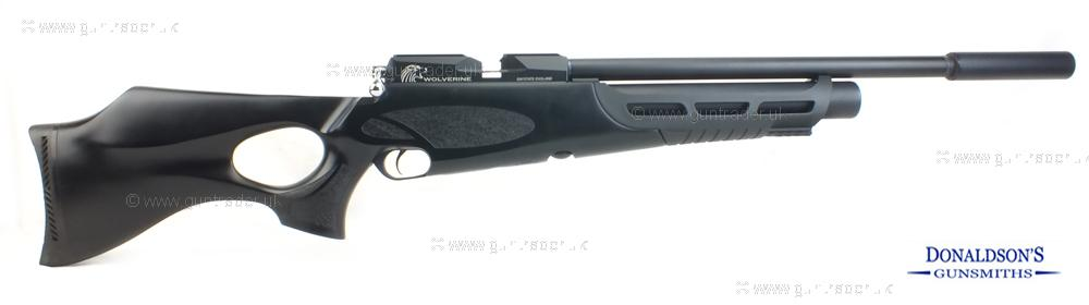 Daystate Wolverine-Black Air Rifle