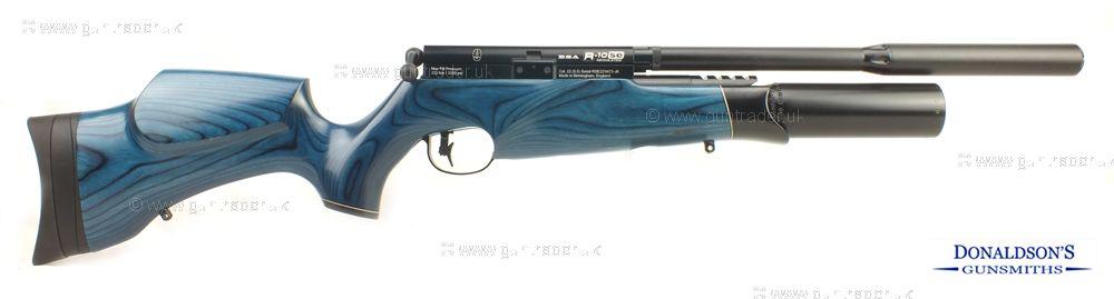 BSA R10 SE Midnight Blue Air Rifle