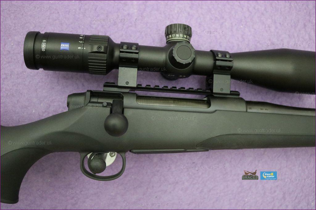 M18 Mauser – Billy Knight