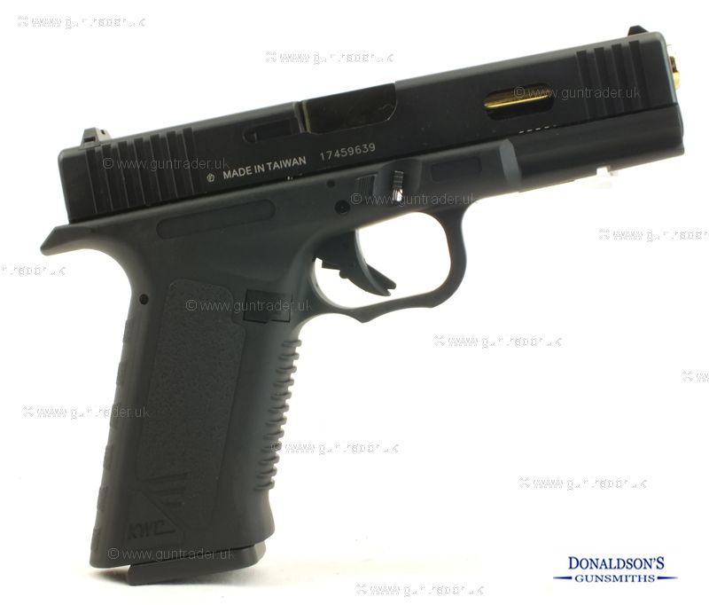 KWC 17-Glock 17 copy Air Pistol