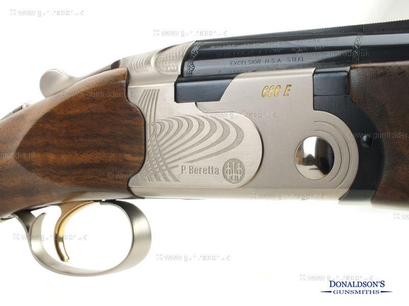 Beretta 686 E Evo Shotgun