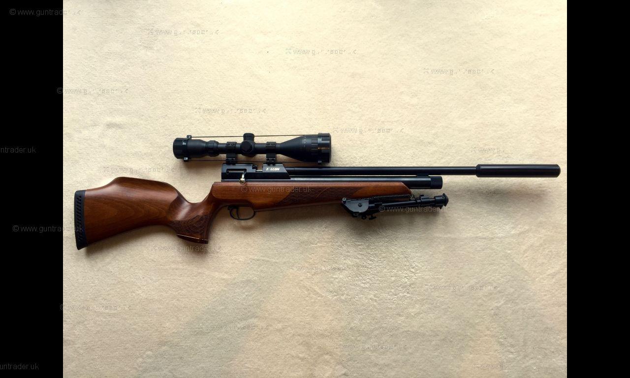 Falcon Airguns Prairie Falcon Lighthunter Carbine. Air rifle