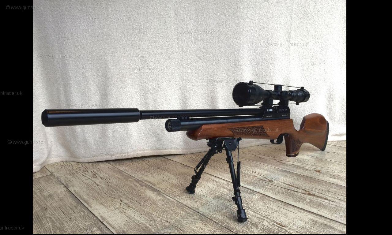Sold: - .22 Falcon Prairie Fac air rifle | The Stalking ...