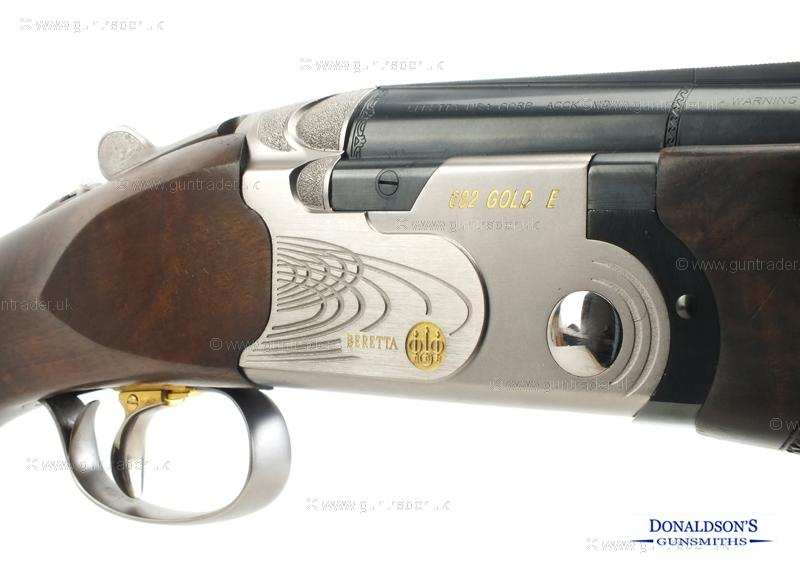 Beretta 682 Gold E Adjustable Shotgun