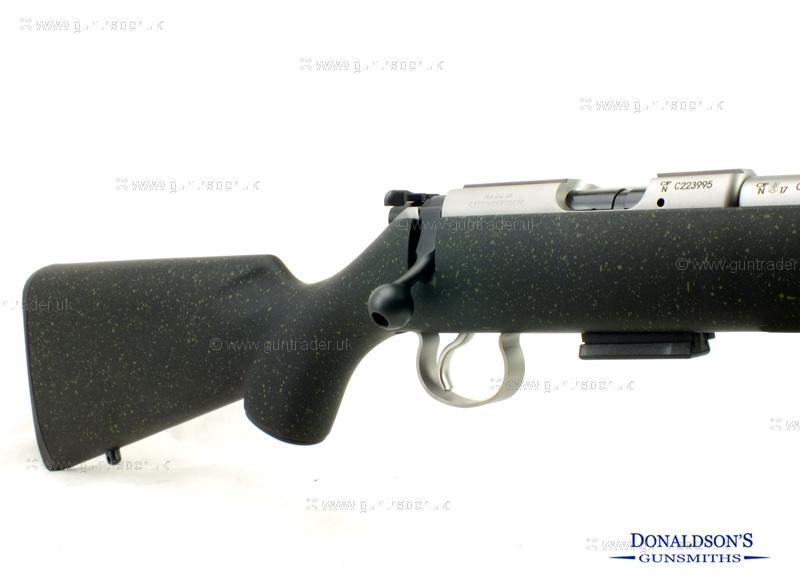 CZ 455 Stainless Synthetic Rifle