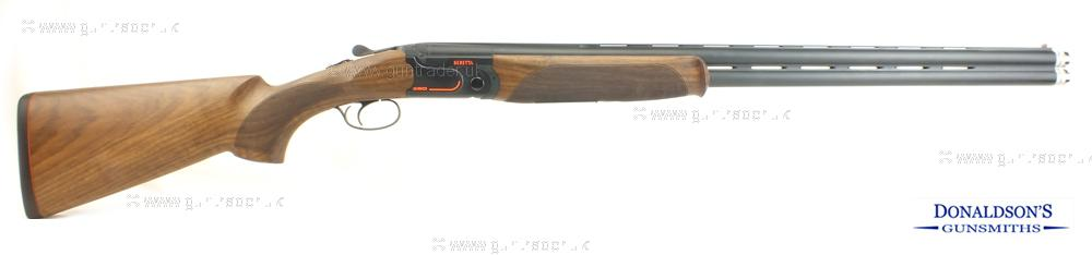 Beretta 690 Black Edition Shotgun