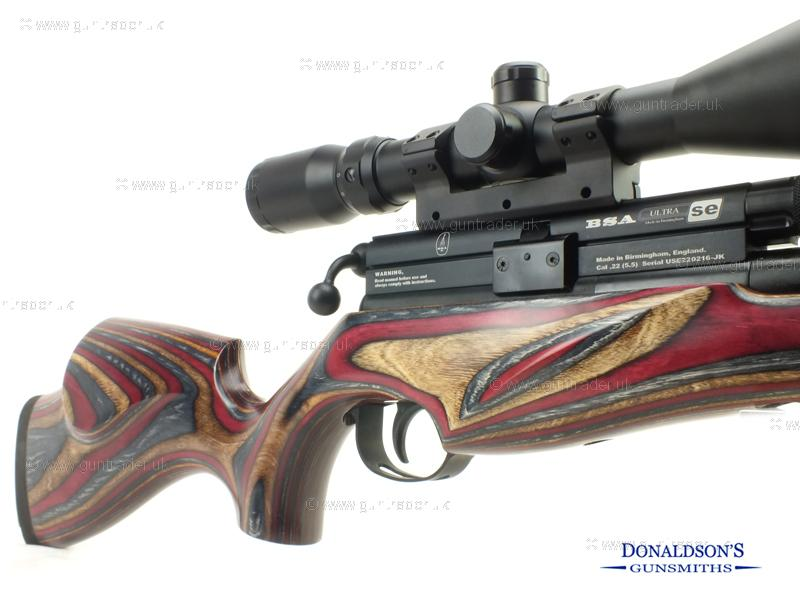 BSA Ultra SE Multishot Limited Edition Air Rifle
