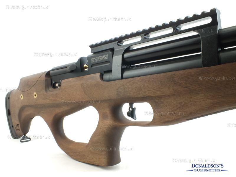 Webley & Scott Mastiff Air Rifle
