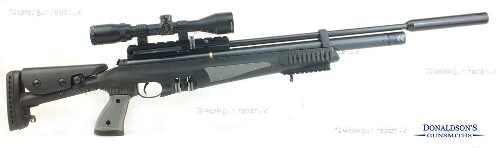 Hatsan Arms AT44-10 Tact Outfit Air Rifle