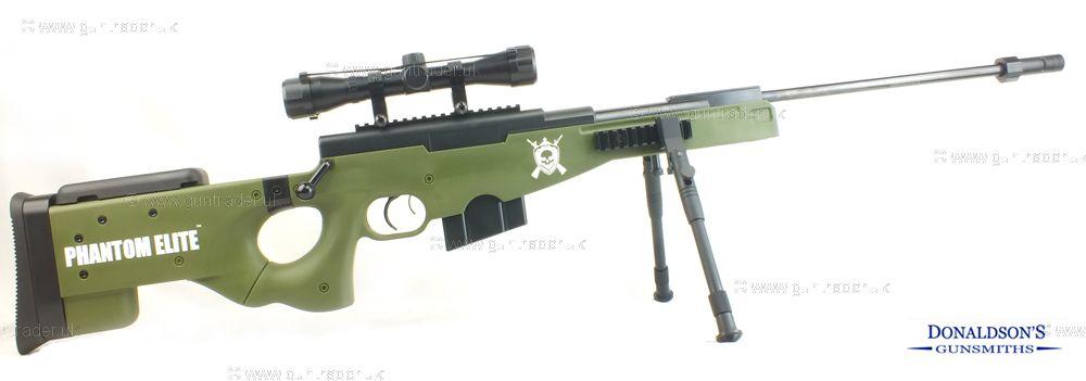 Nova Vista L115-B Phantom Elite Air Rifle