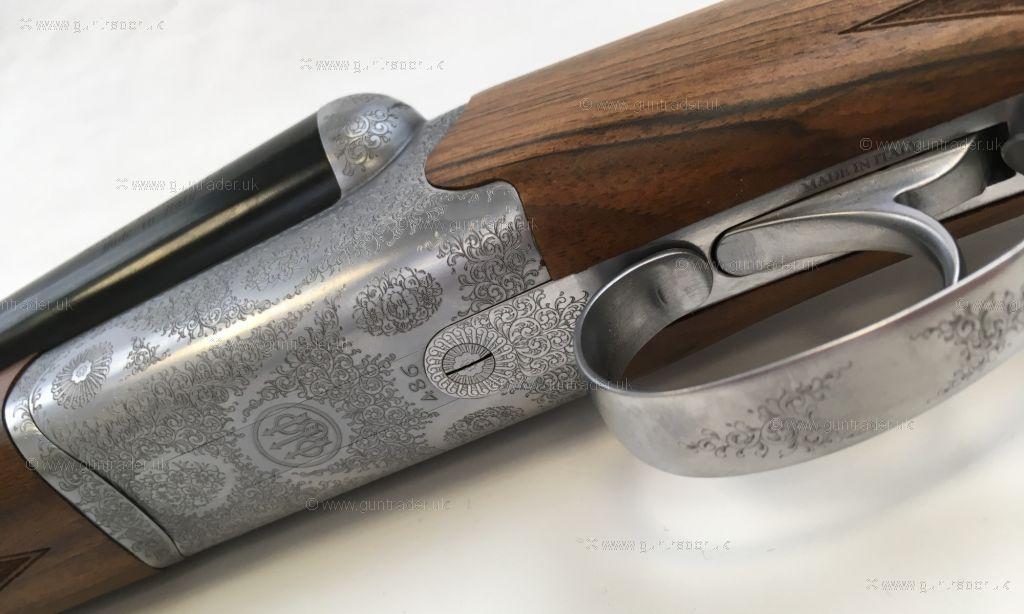 Beretta 486 Parallelo Straight Stock 12 Gauge Shotgun