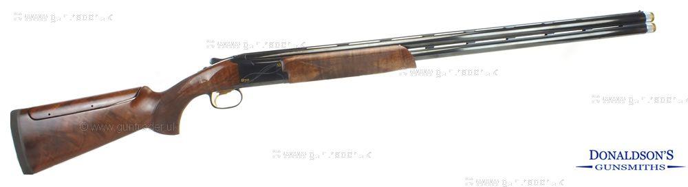 Browning B725 Black Edition Adjustable Shotgun