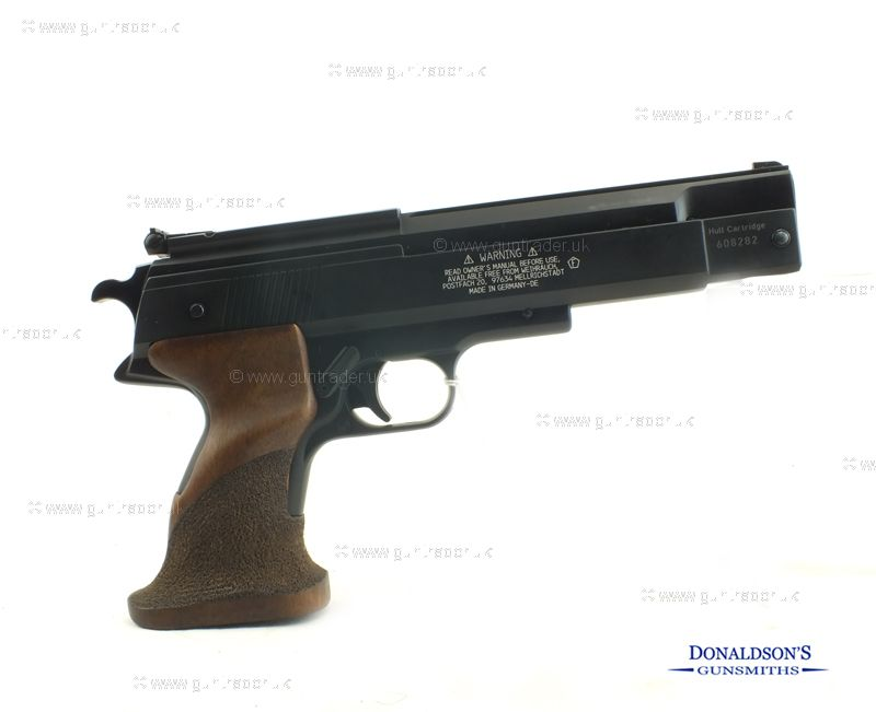 Weihrauch HW 75 Air Pistol