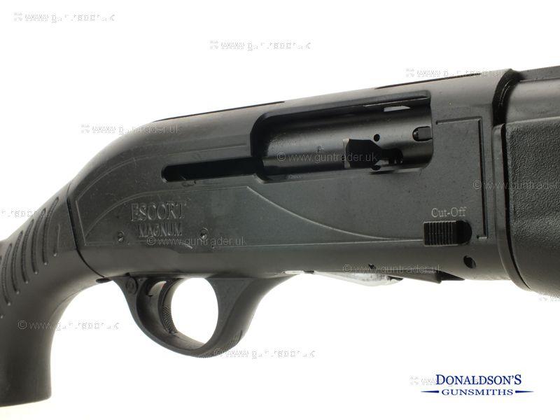 Hatsan Arms Escort Black Synthetic Shotgun
