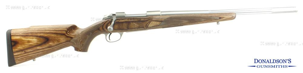 Sako 85 S Varmint Laminate Stainless Rifle
