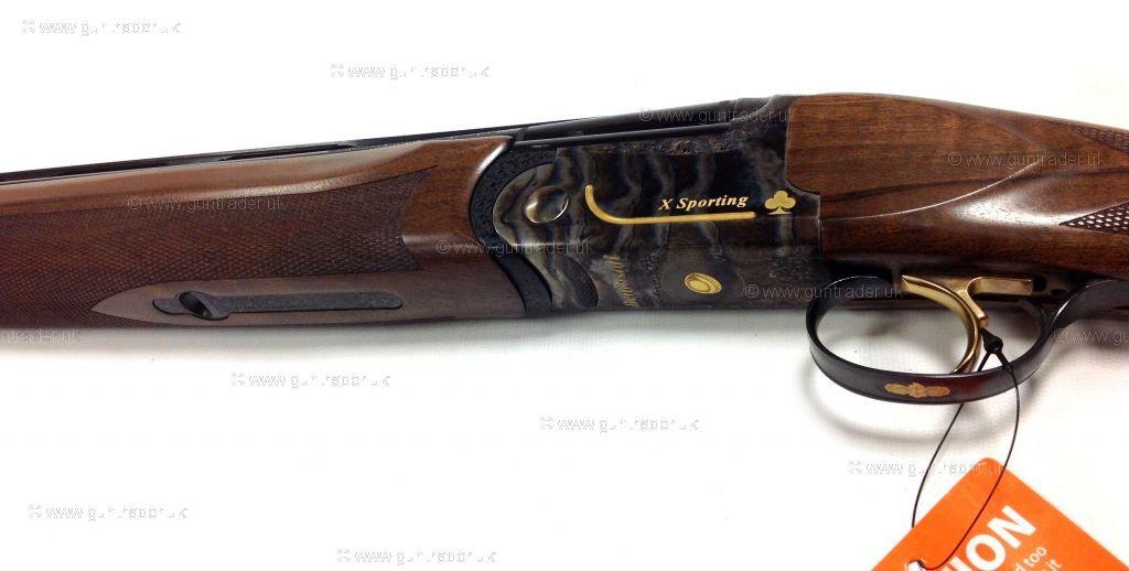 Bettinsoli 12 gauge X Sporting Over and Under New Shotgun