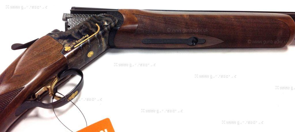 Bettinsoli 12 gauge X Sporting Over and Under New Shotgun