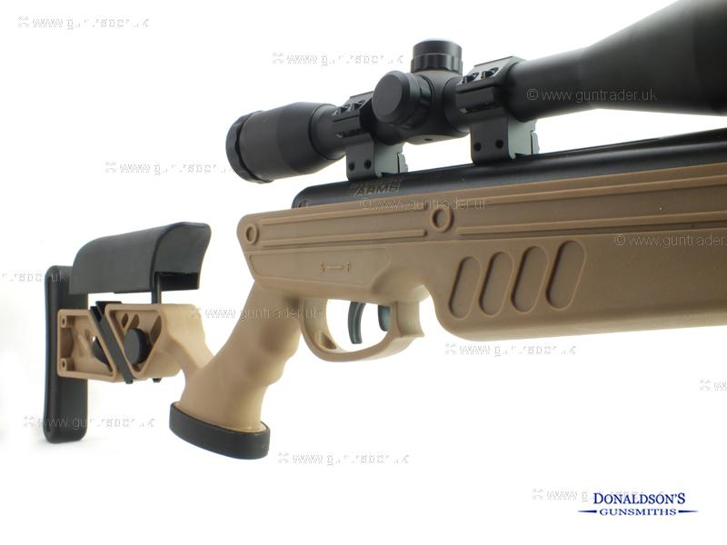 Swiss Arms TG-1. Dessert Tan Air Rifle