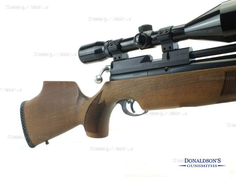 Air Arms S400 Carbine Walnut Air Rifle