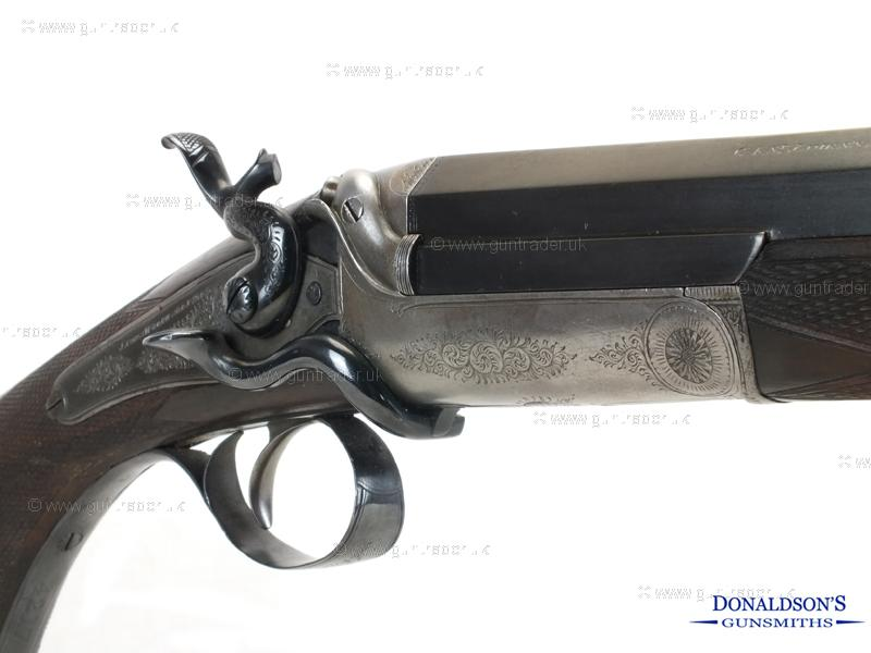 Woodward, James & Sons  Shotgun