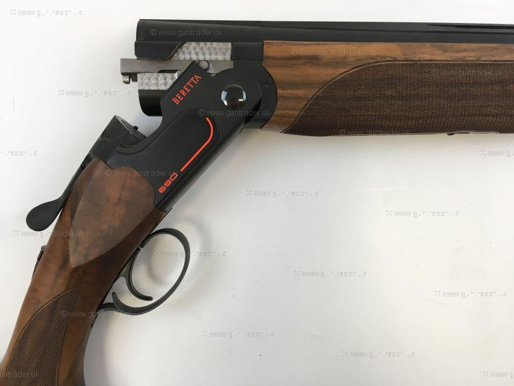 Beretta 12 gauge 690 Sporting III Adjustable